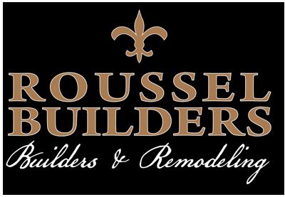 Roussel Builders logo